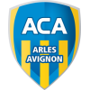Logo de Athlétic Club Arles-Avignon (France)