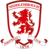 Logo de Middlesbrough (Angleterre)