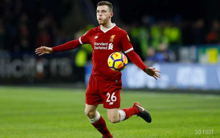 Maillot THIRD Liverpool Andrew Robertson