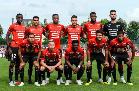 Stade rennais football club rennes france ligue 1 conforama equipe premi re so - Stade rennais logo ...