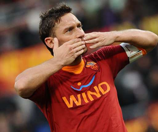 30 choses qu'on ne sait pas sur Francesco Totti