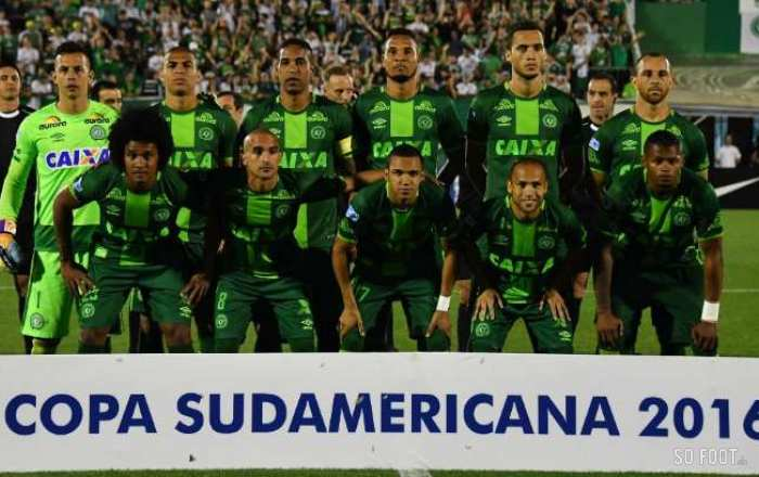 76 morts dans l'accident d'avion de Chapecoense