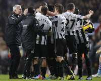 � Newcastle, on parle anglais !