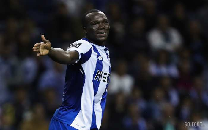 Aboubakar, Vincent pression