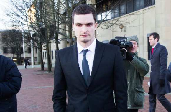 Adam Johnson battu en prison