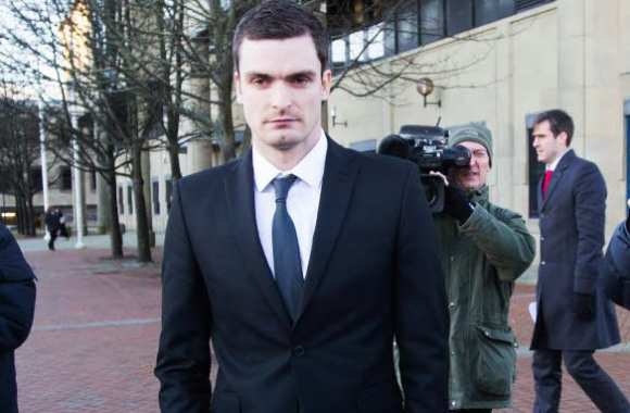 Adam Johnson condamné à 6 ans de prison