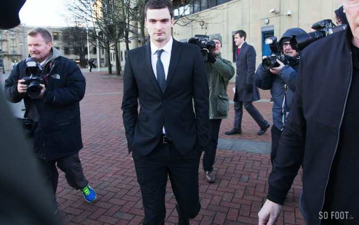 Adam Johnson fait appel de sa condamnation