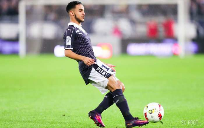 Adam Ounas prend quatre matchs de suspension