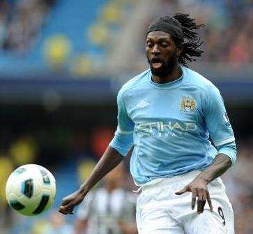 Adebayor au Real !