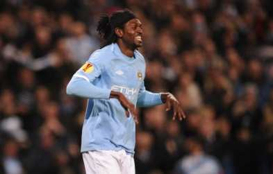 Adebayor et la drogue