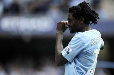 Adebayor optimiste
