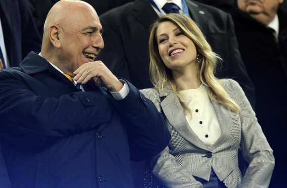 Adriano Galliani - Barbara Berlusconi