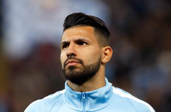 Agüero absent six semaines