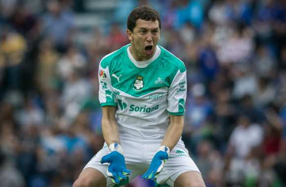 Agustin Marchesin.
