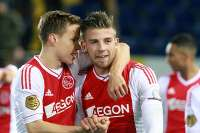 Ajax : plus que 3 points !