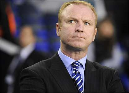 Alex McLeish à Aston Villa