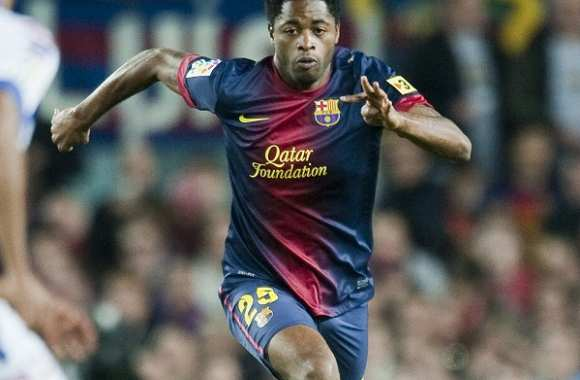 Alex Song (FC Barcelone)