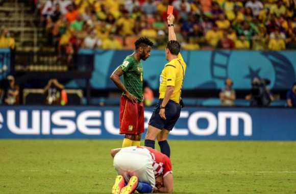 Alexandre Song s'excuse