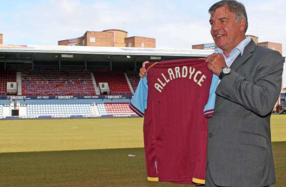 Allardyce attend des recrues