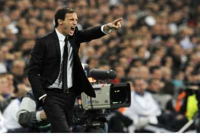 "Allegri : ""Défaite injuste"""