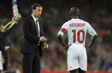 Allegri et Seedorf