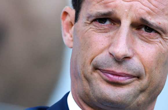 Allegri : « On a manqué de chance »