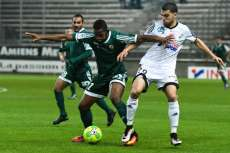 Amiens et le Red Star partagent les points