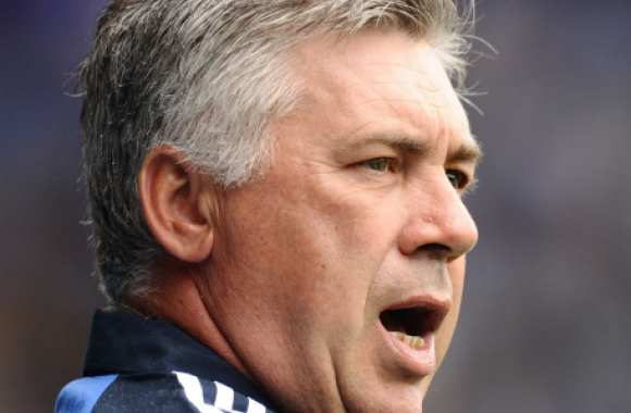 Ancelotti fait un break