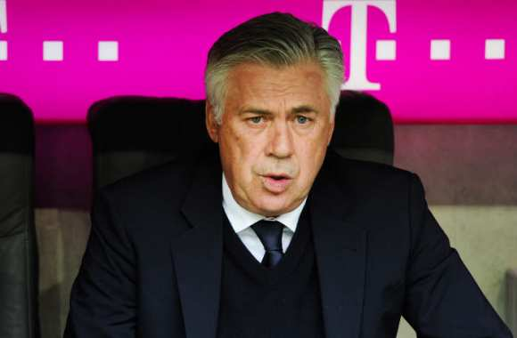 Ancelotti, la force tranquille