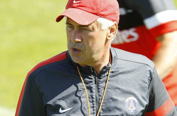 Ancelotti, Paris et le pain