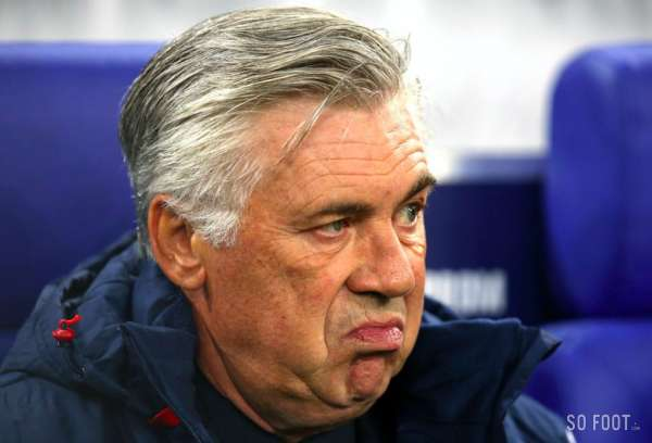 Ancelotti s'engage officiellement avec le Napoli