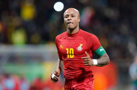 Andre Ayew.