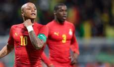 Andre Ayew, le grand seigneur du Ghana.