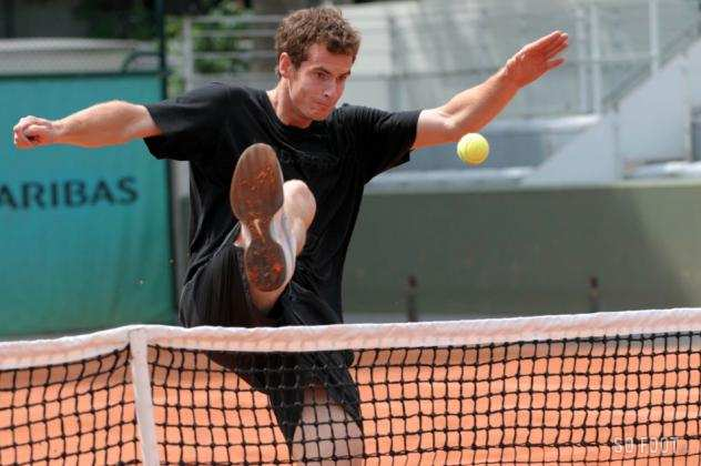 Andy Murray ou l'art du footy-tennis