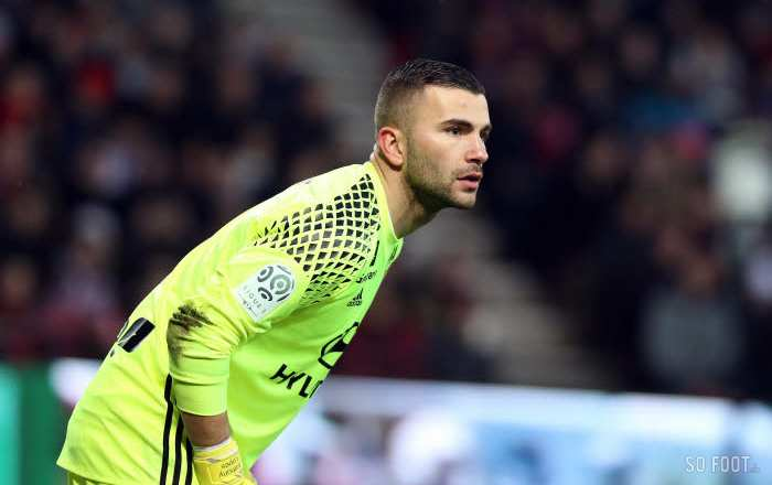 Anthony Lopes suspendu contre Dijon