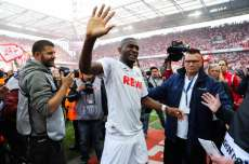 Anthony Modeste file en Chine