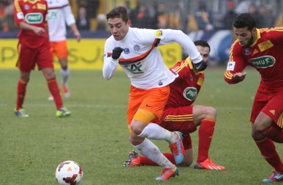 Anthony Mounier (Montpellier)