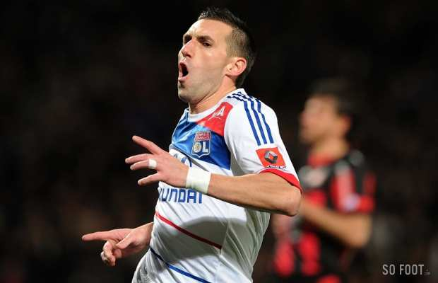 Anthony R�veill�re (Olympique Lyonnais)