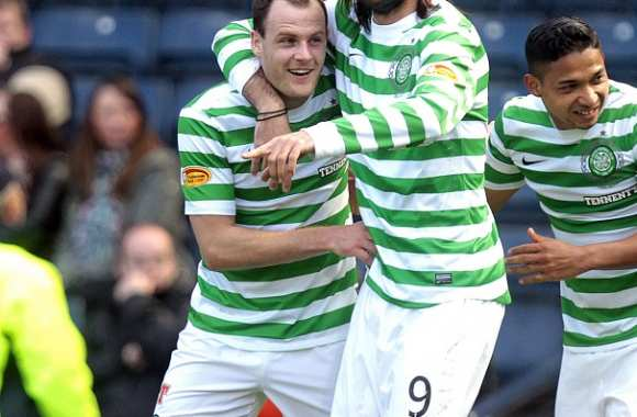 Anthony Stokes (Celtic Glasgow)