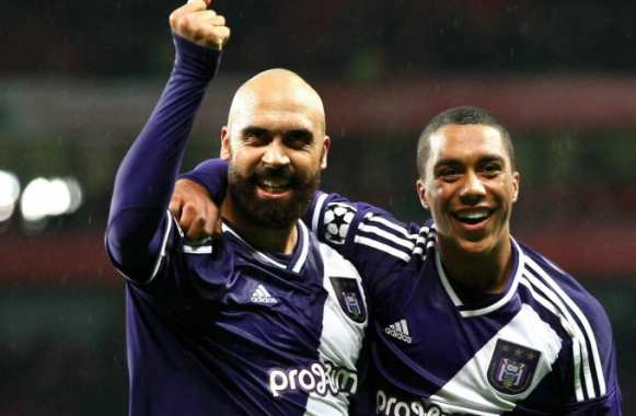 Anthony Vanden Borre (Anderlecht)