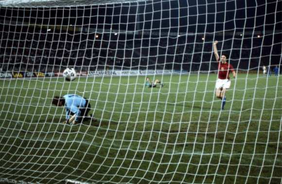 Antonin Panenka, l'authentique.