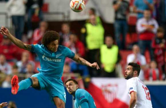 Arabesque d'Axel Witsel