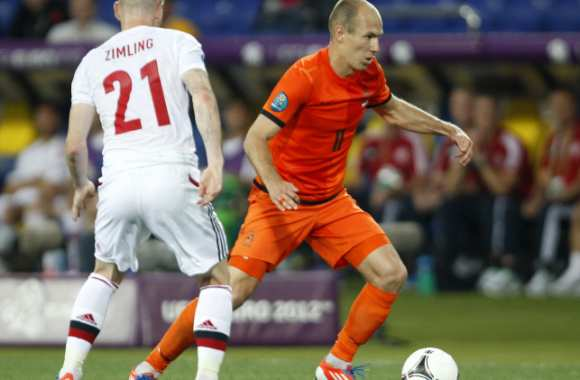 Arjen Robben (Hollande)