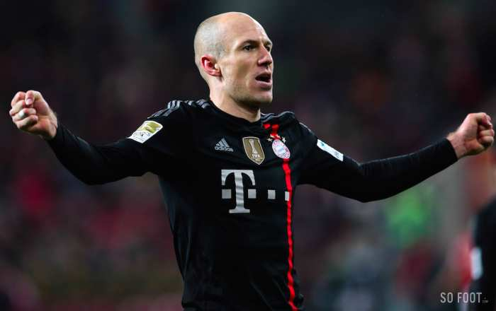 Arjen Robben superstar