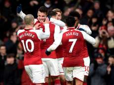 Arsenal assure l'essentiel