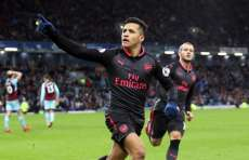 Arsenal crucifie Burnley au buzzer