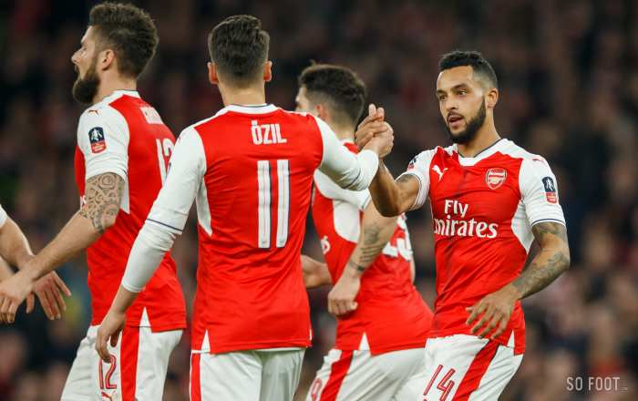 Arsenal dégomme Lincoln et file en demi