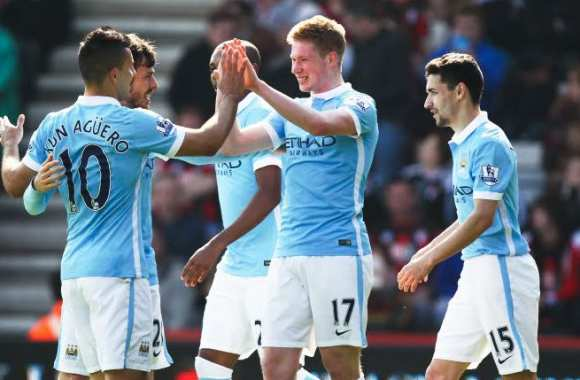 Arsenal et Manchester City déroulent, West Ham cale