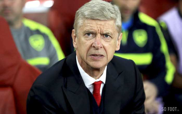 Arsenal hésite à prolonger Wenger