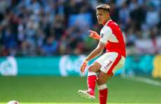 Arsenal ne vendra pas Alexis Sanchez en Premier League